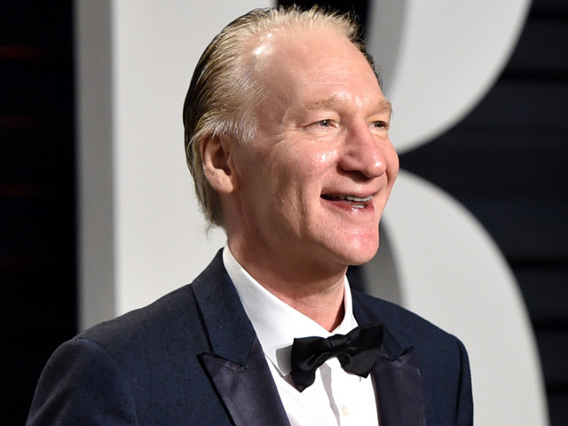 Bill Maher's Own Audience Boos Him for Giving Ann Coulter Airtime