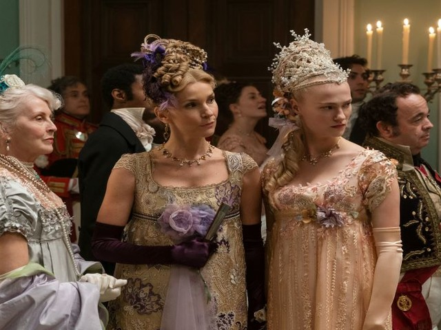 Hair Supply: How 'Bridgerton' Crafted Coiffure for More Than 100 Cast Members