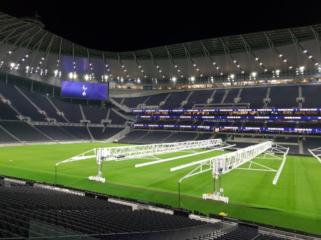Inside The New Tottenham Hotspur Stadium