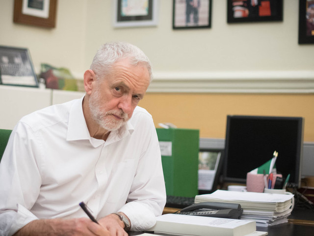Jeremy Corbyn Offers Theresa May His Support If PM Meets Five Brexit Demands