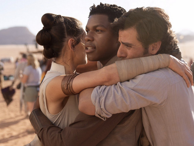 Star Wars Episode 9 filming wraps as stars post emotional message to fans