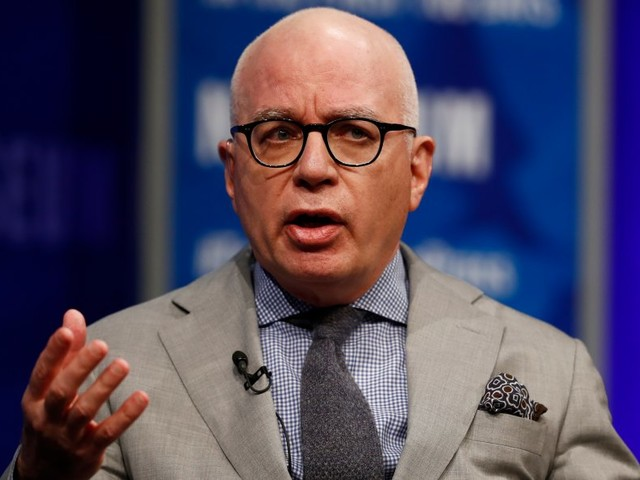 Michael Wolff stands by 'absolutely everything' in his tell-all book about the Trump White House