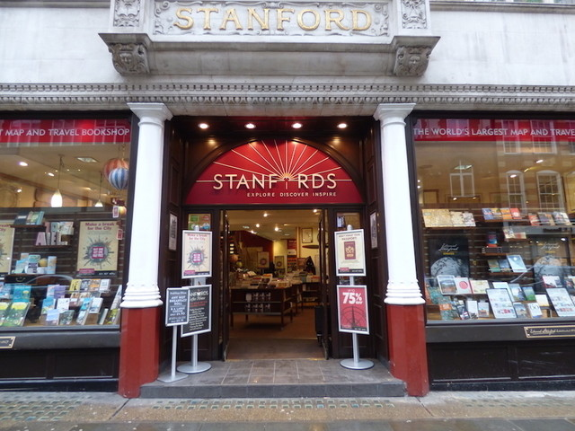 Stanfords Travel Bookshop Is Leaving Its Home Of More Than 100 Years