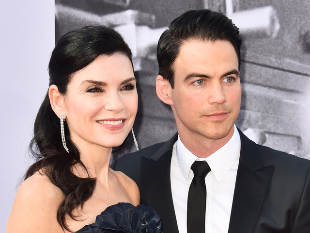 Julianna Margulies Supports Er Co Star George Clooney At Afi