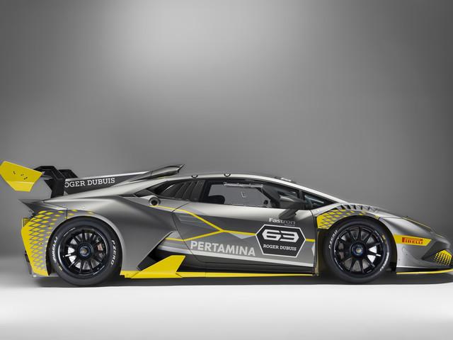 Lamborghini Huracan Super Trofeo EVO Gets Aero Upgrades