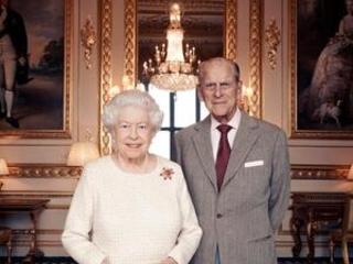 AP PHOTOS: British royals to celebrate 70th anniversary