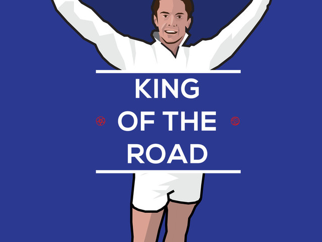 King of the Road podcast: Football, London and Laurence McKenna