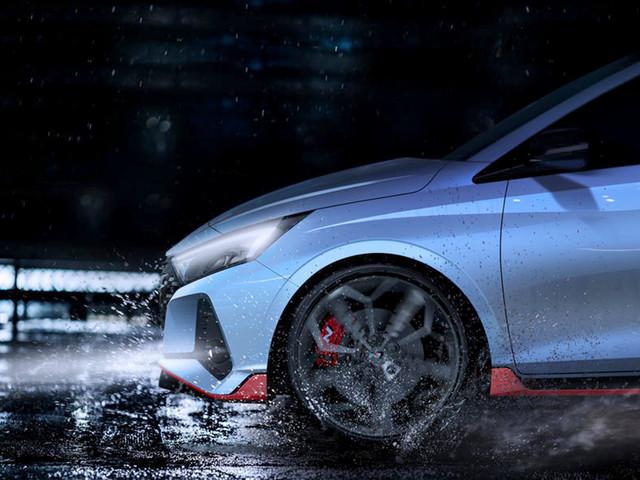 200hp plus Hyundai i20 N teased ahead of unveil