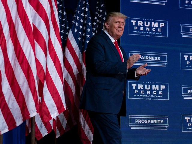 Trump makes a $500 billion economic appeal to Black Americans, while pledging to make Juneteenth a federal holiday