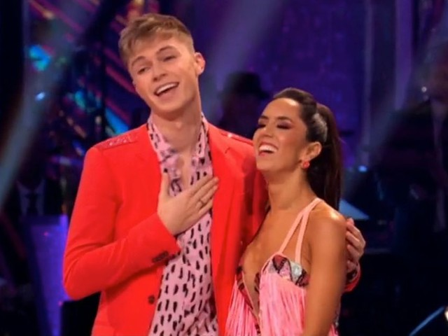 Strictly's Craig mocks HRVY's name as performance hailed 'best first dance ever'