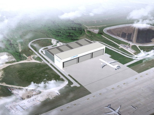 Boeing to build new maintenance hanger at Gatwick Airport