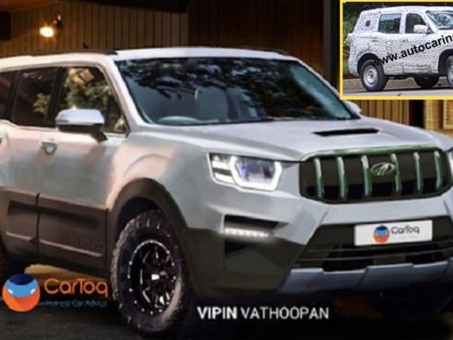 Upcoming All-New 2020 Mahindra Scorpio – 5 Things You Should Know