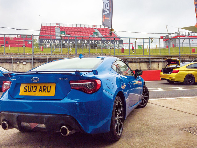 Subaru BRZ long-term test review - track day at Brands Hatch