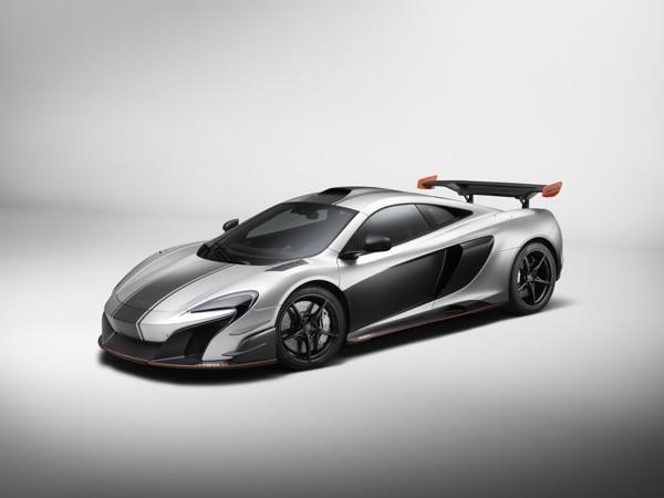 McLaren Develops Two Custom MSO R Supercars