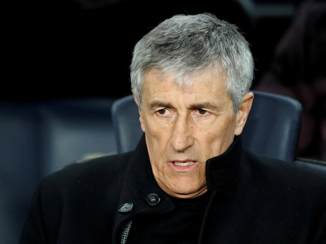 Barcelona coach Quique Setien believes five substitutions could help rivals when LaLiga returns