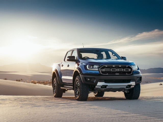 Suddenly, a Ford Bronco Raptor Enters the Realm of Possibility