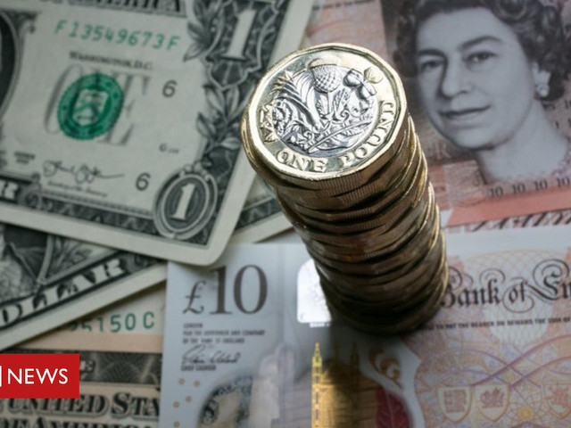 Brexit anxiety sends pound to 18-month low