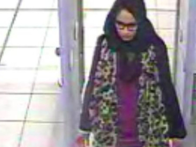 Shamima Begum: Isis Teen Bride's Plea To Return To Britain