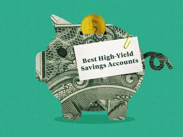 Here are the best online high-yield savings accounts right now