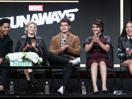 Marvel meets 'The O.C.' in new Hulu superhero show