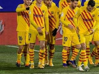 Messi plays 750th game for Barça, Suárez leads Atlético win