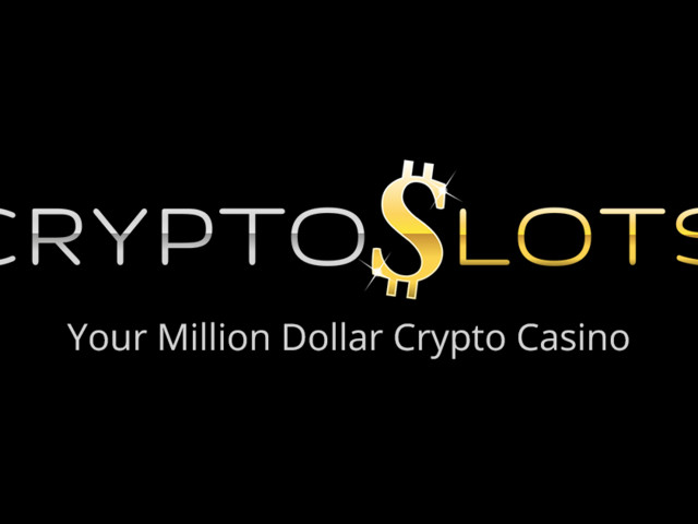 """Crypto Online Casino, CryptoSlots Expands Its Global Reach With """"bonuses"""" For Gamers"""
