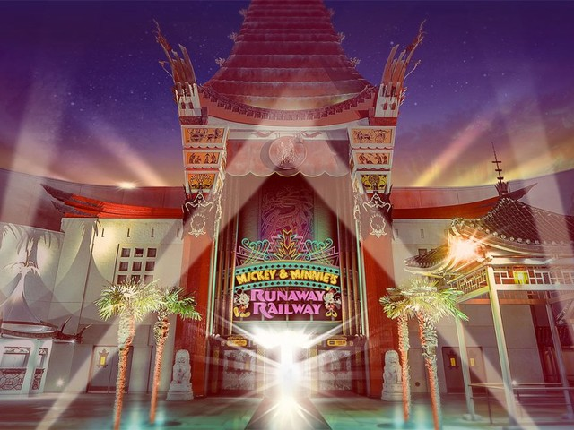 BREAKING NEWS: Opening Date Announced for Hollywood Studios' Mickey & Minnie's Runaway Railway