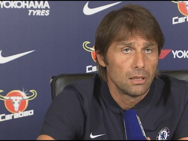Conte trusts Chelsea to deliver on the pitch and in the transfer market