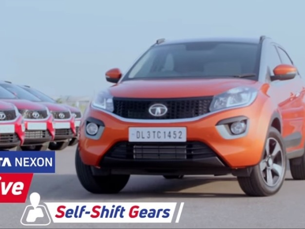 VIDEO: Tata Nexon AMT Big Debut Advertisement Released