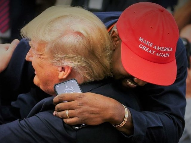 Kanye West's Presidential Run Is Great News for Donald Trump
