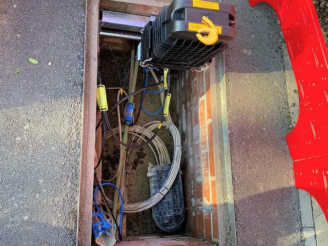 ISP 1310 Building Own Gigabit FTTP Broadband in Hampshire UK