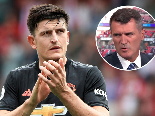 Roy Keane says 'slow' Harry Maguire struggles with 'basic defending' as he reveals doubts over Man Utd star