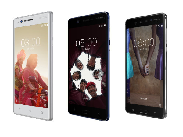 Nokia 3, Nokia 5, Nokia 6 India Launch Event Begins: Live Updates