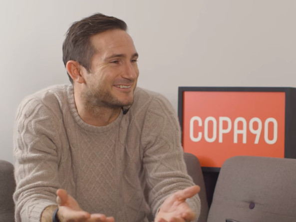 Lampard talks midfield rivalries, England failures, current Chelsea squad shortcomings