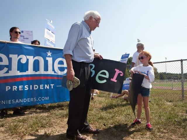 Bernie Sanders, King of YA Lit