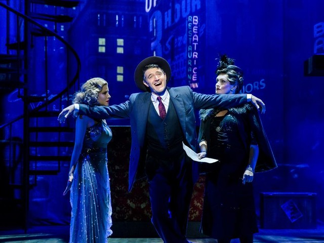 Crazy For You in the Bord Gais Energy Theatre: Famous tunes and star power behind tremendous night of fun
