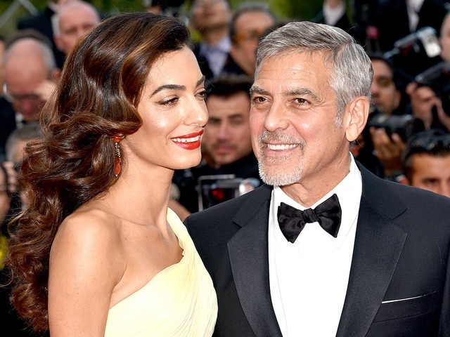 Amal Clooney Surprises George Clooney With the Coolest Birthday Cake — All the Celebratory Details!