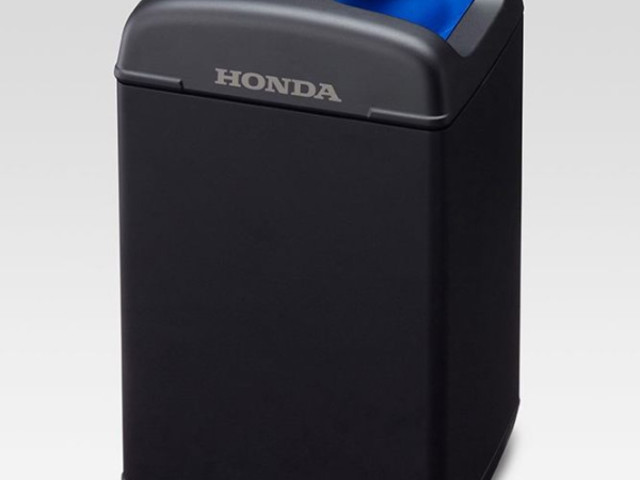 Honda and Panasonic to begin experiment on battery sharing using detachable mobile batteries and electric motorcycles in Indonesia