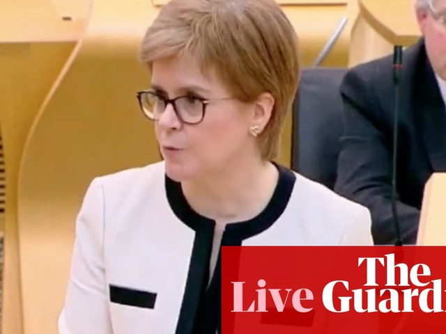 Nicola Sturgeon rejects opposition claim 'something rotten at core of SNP' - live updates