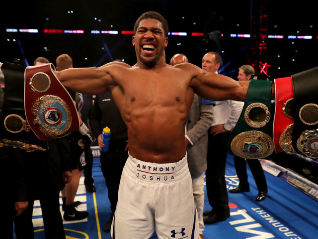 The Decathlon: Joshua vs. Wilder the 'only fight' next, Kane hopes to be fit for final