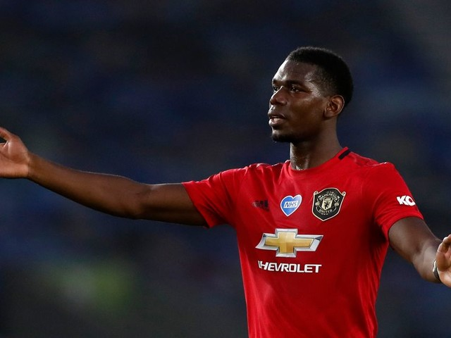 Manchester United have made a tactical tweak with Paul Pogba