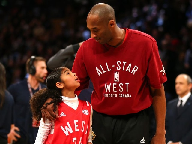 Kobe Bryant and his daughter Gianna had a private funeral in Orange County last week