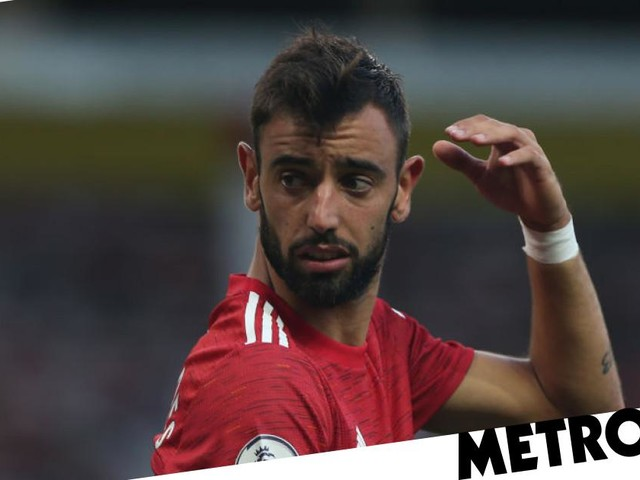 Bruno Fernandes hits back at bust-up rumours with Manchester United's players and Ole Gunnar Solskjaer