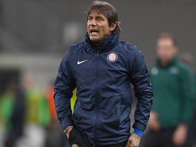 Report: Antonio Conte is the second highest paid manager in the world
