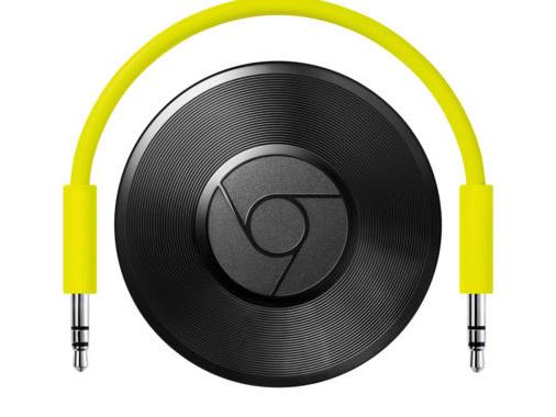 Google kills the Chromecast Audio