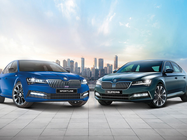 2021 Skoda Superb launched at Rs 31.99 lakh