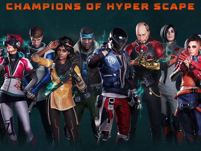 Here's How to Get in on the 'Hyper Scape' Hype, the New Must-Watch Battle Royale