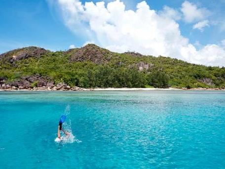 Eden West Resort Island