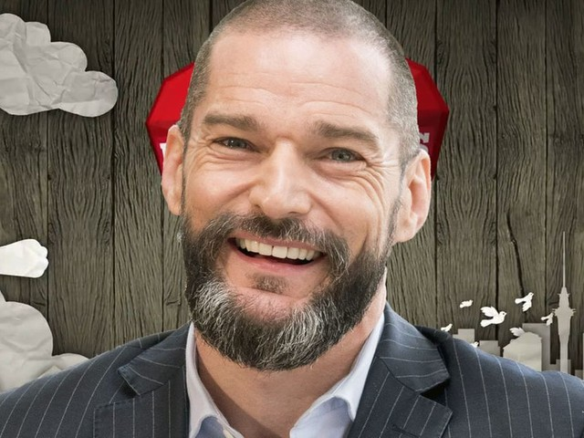 Fred Sirieix Spills The Beans On First Dates: 'It Took Me A While To Decide'