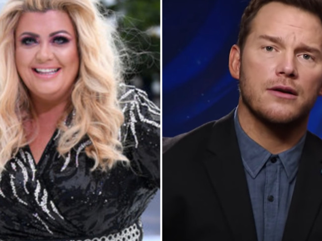 Gemma Collins Is Suitably Excited To Get A Message Of Support From Superfan Chris Pratt